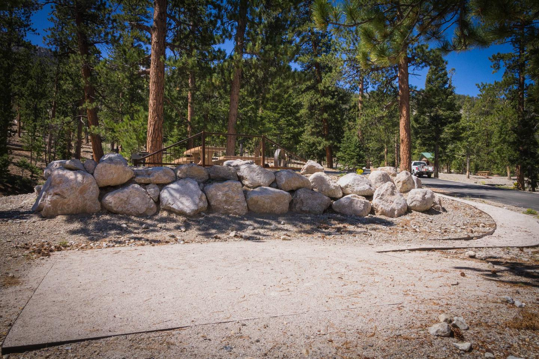 Site 68Site 68 tent pad