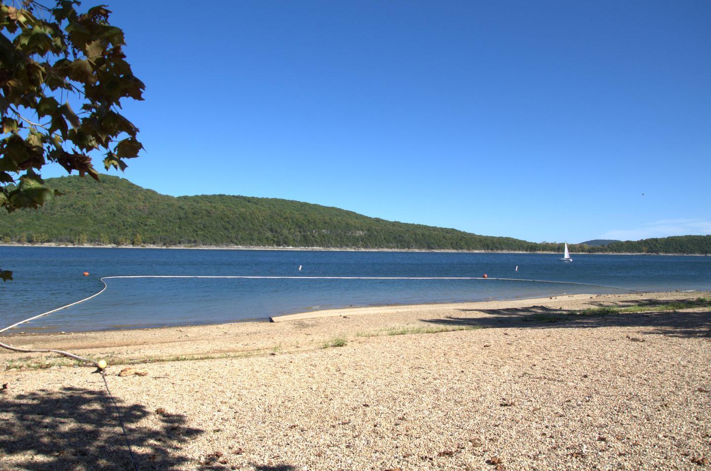 Campbell Pointswim beach