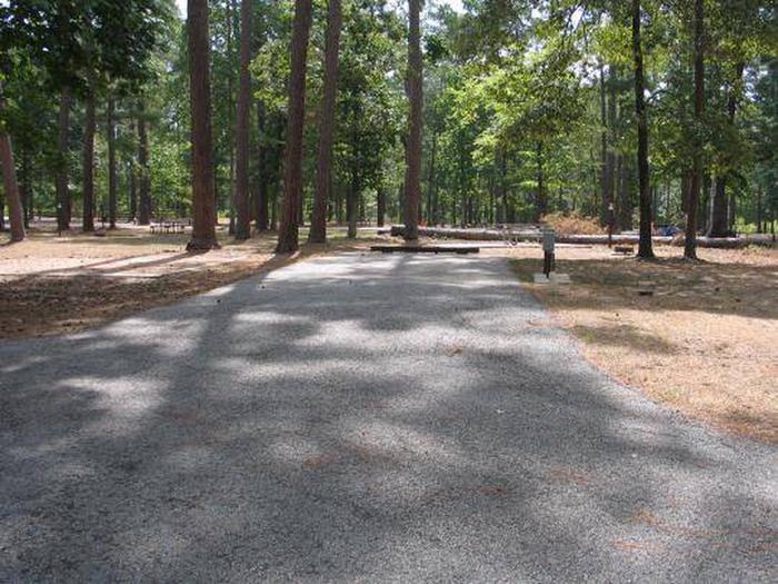 Site 4 Cagle Recreation Area