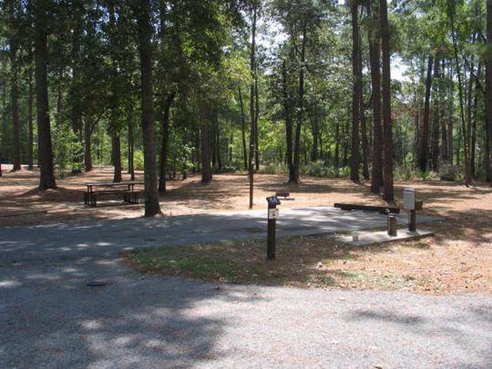 Site 14 Cagle Recreation Area