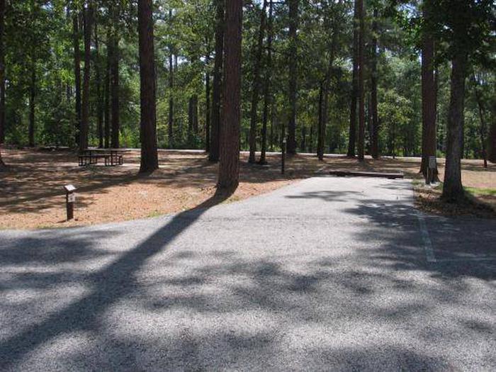 Site 18 Cagle Recreation Area