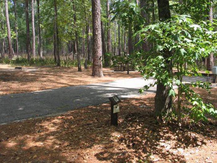 Site 20 Cagle Recreation Area