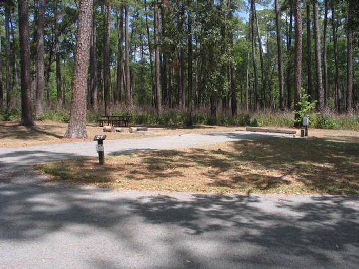 Site 21 Cagle Recreation Area