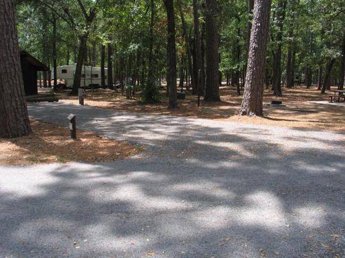 Site 22 Cagle Recreation Area