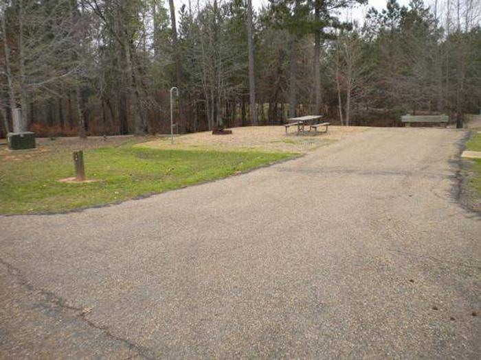 Beaver Dam Campground-Site 18