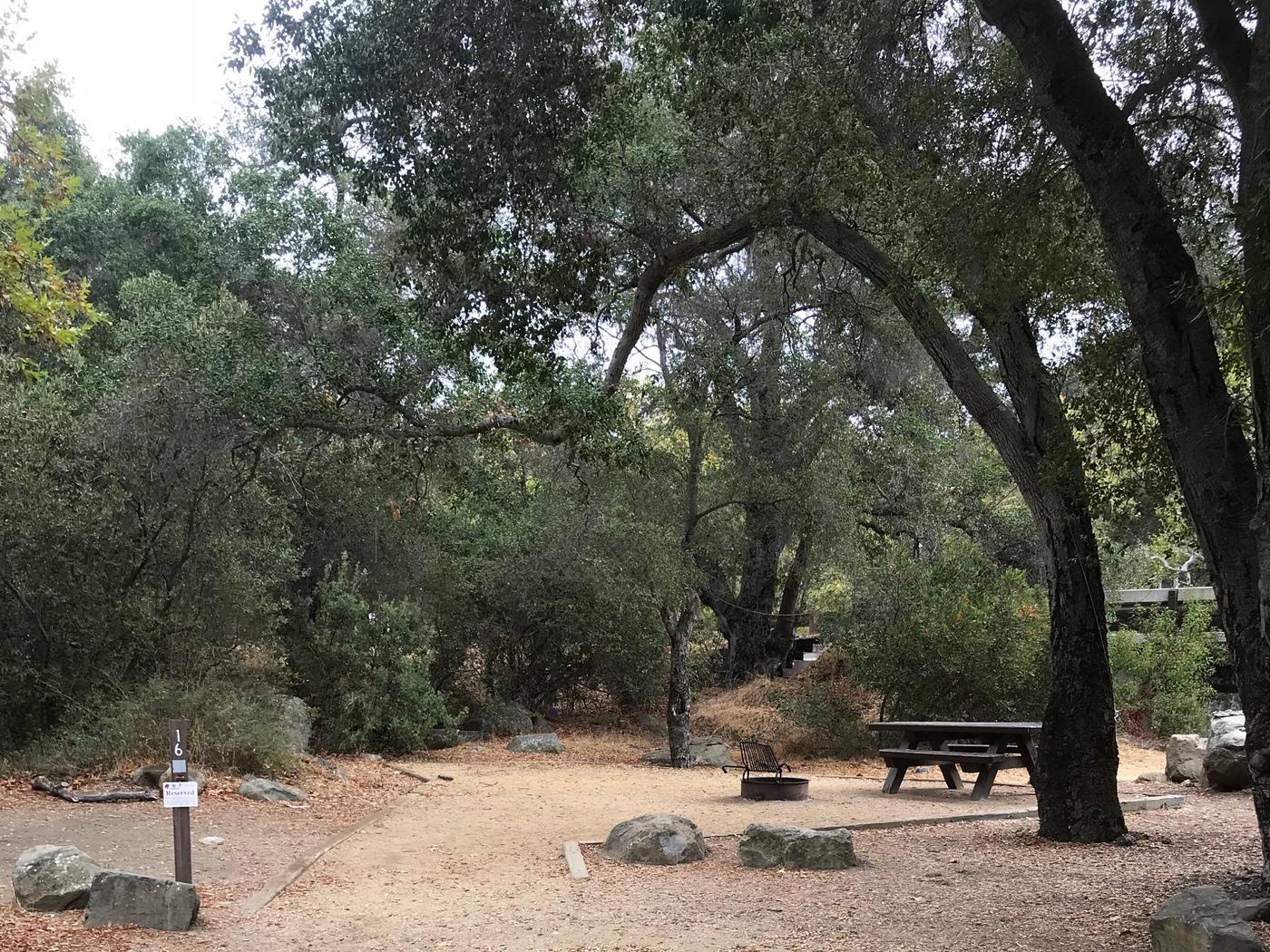 Wheeler Gorge Site 16