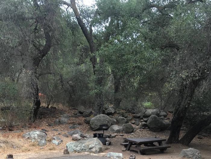 Wheeler Gorge Site 42