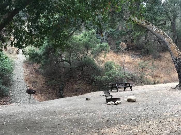 Wheeler Gorge Site 69
