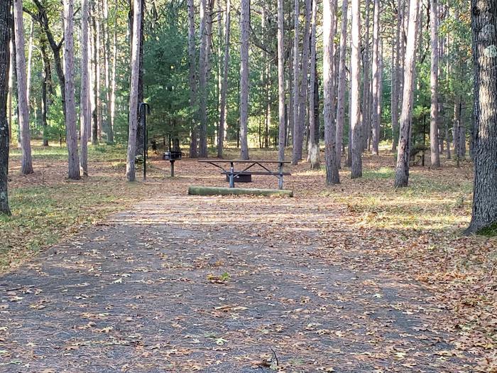 Monument CampgroundSite 3