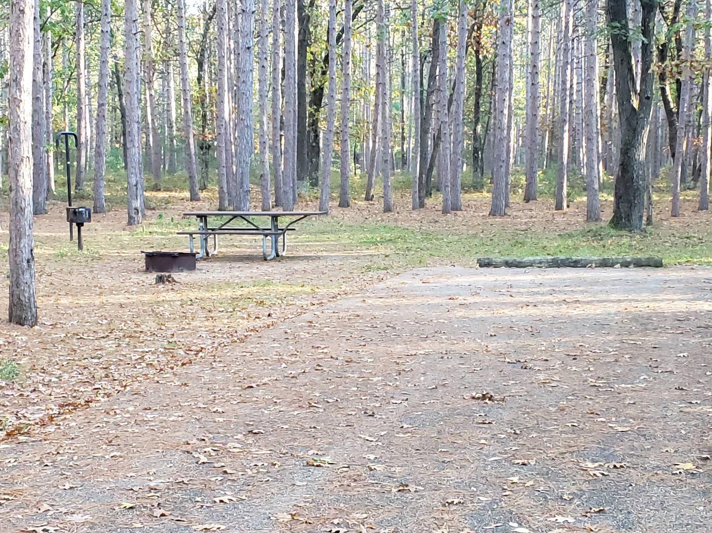 Monument CampgroundSite 7