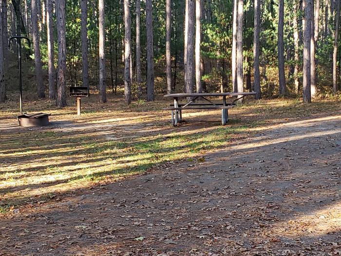 Monument CampgroundSite 15