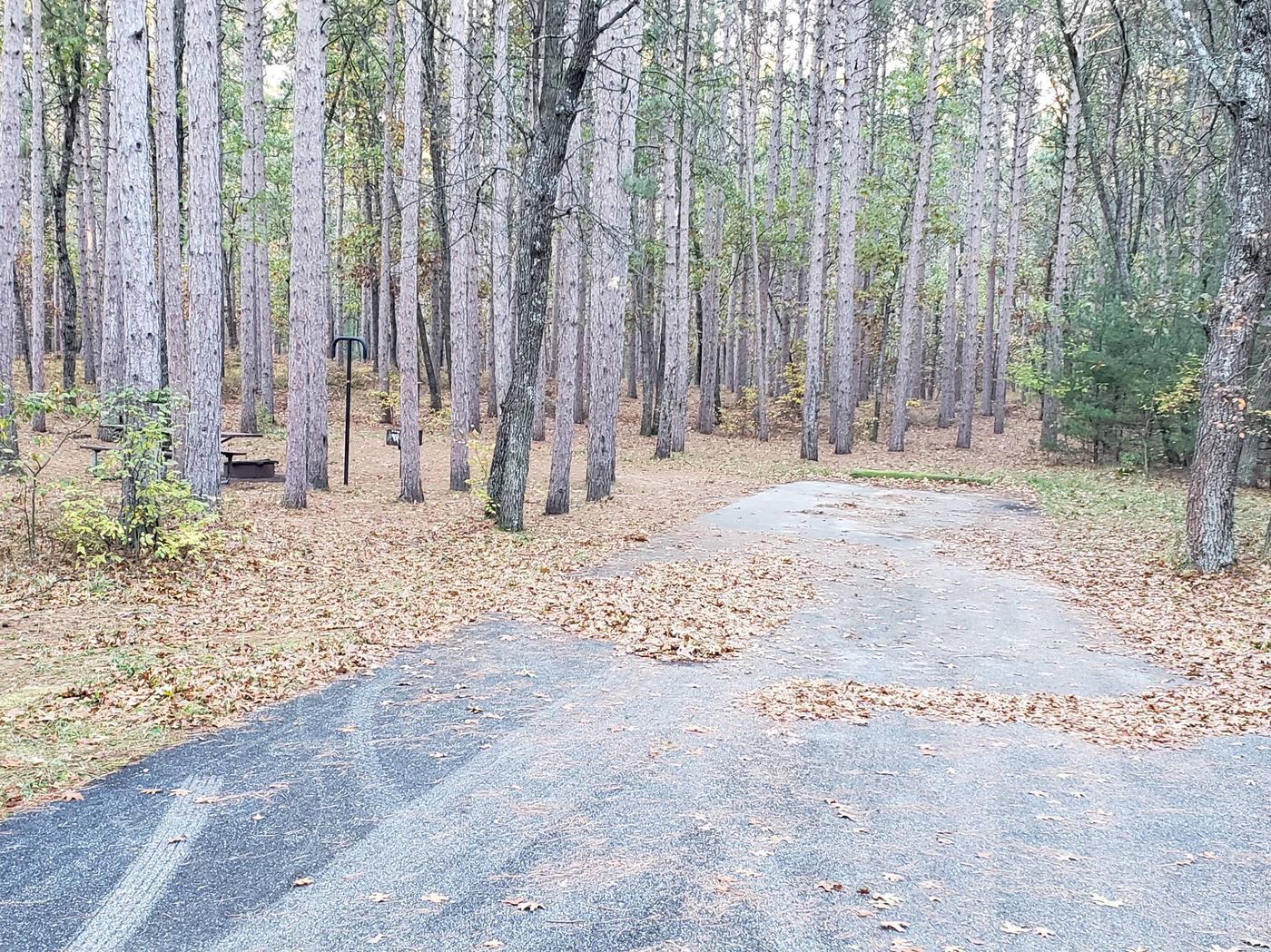 Monument CampgroundSite 17