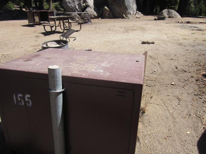 Site 155, Sunny, Rocky