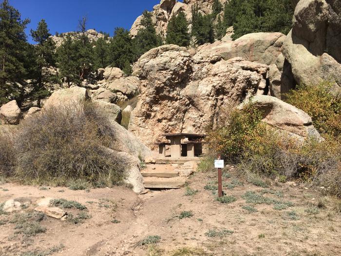 Spillway Site 2