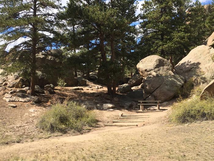 Spillway Site 5