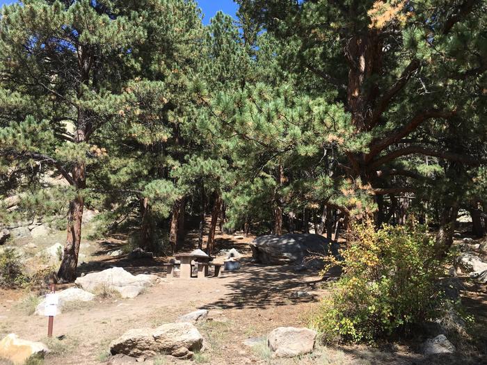 Spillway Site 10