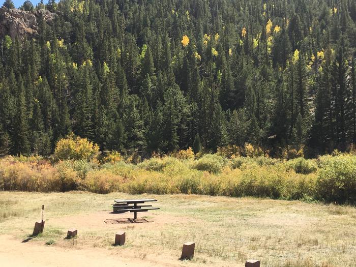Spillway Site 18