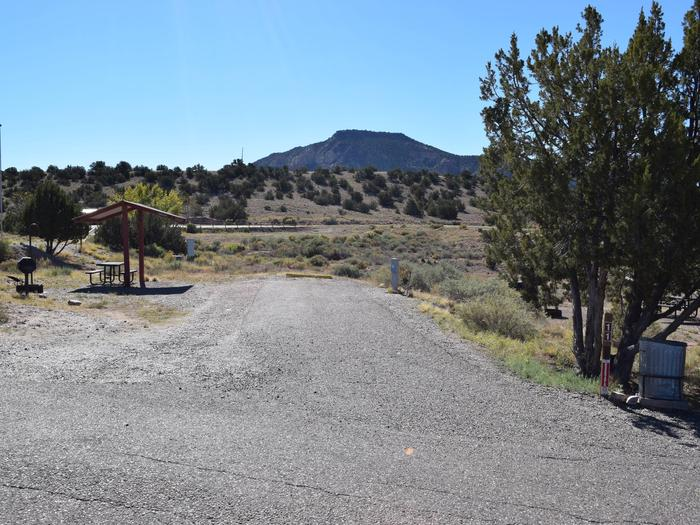 Site 11Camp site 11, Pedernal loop, Riana Campground