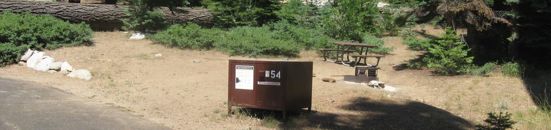 Site 54, Sunny