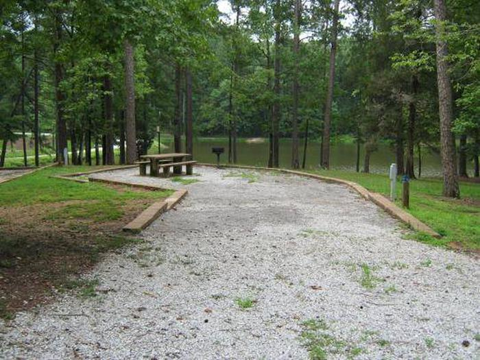 Choctaw Lake Campground Site - 3Choctaw Lake Campground Site - 3