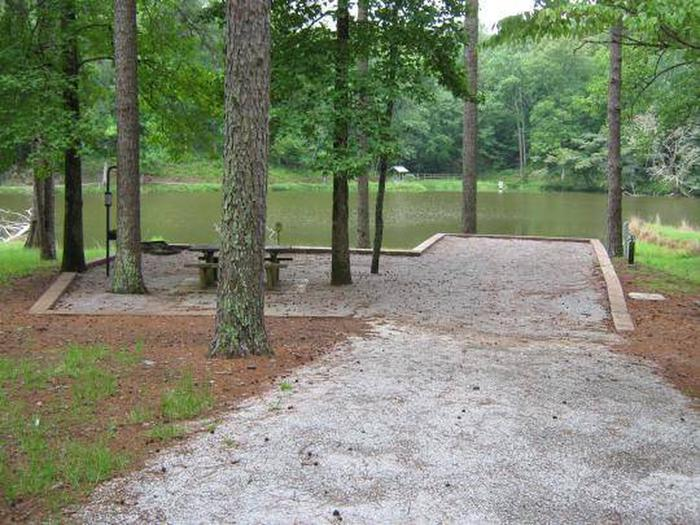 Choctaw Lake Campground Site - 7