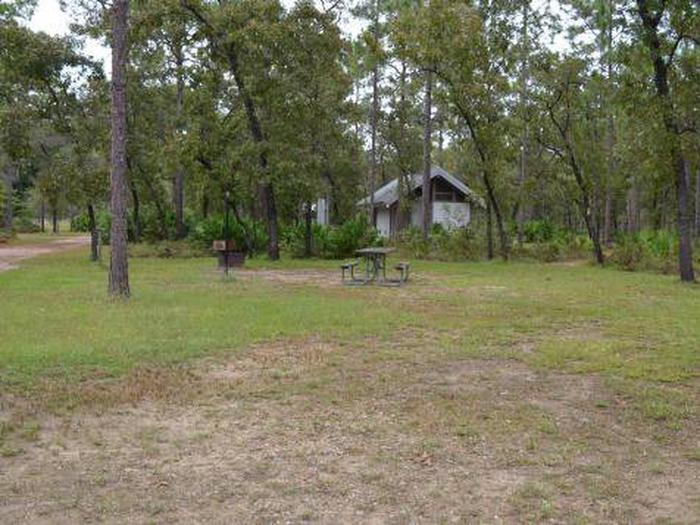Camel Lake Campground-Site 3