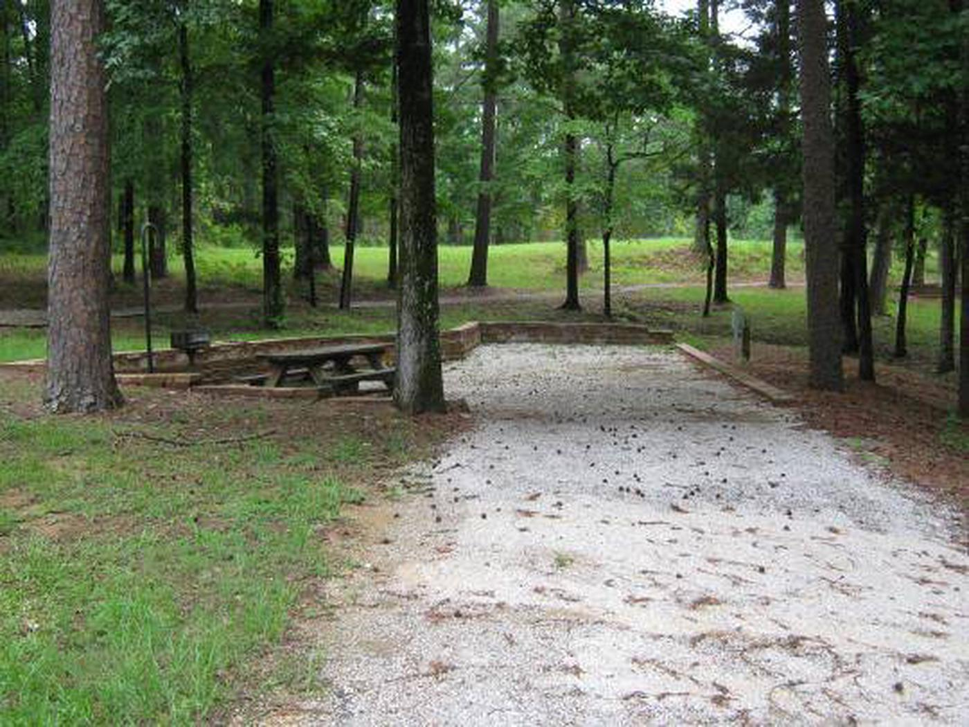 Choctaw Lake Campground Site - 11
