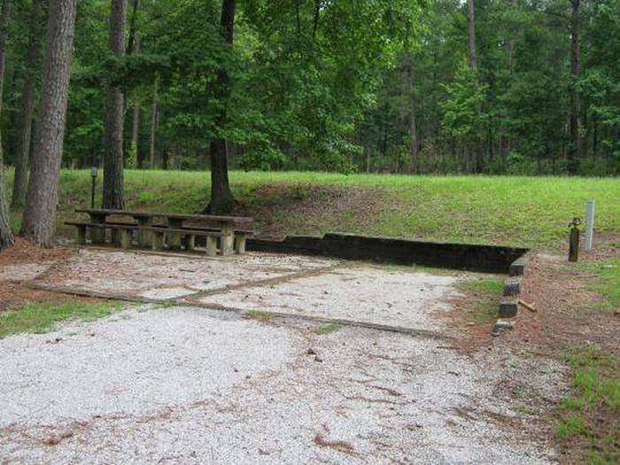 Choctaw Lake Camoground Site - 13
