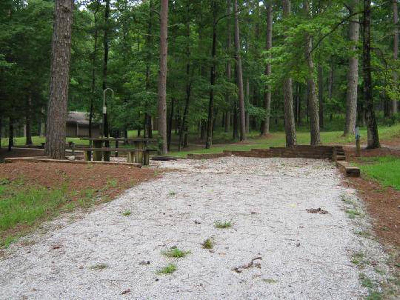 Choctaw Lake Camoground Site - 12