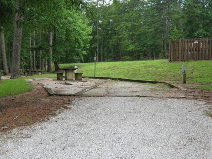 Choctaw Lake Camoground Site - 15