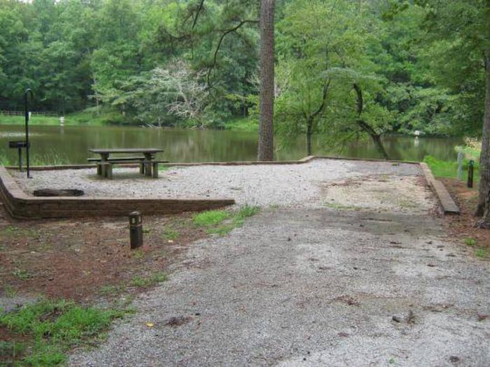 Choctaw Lake Campground Site - 8