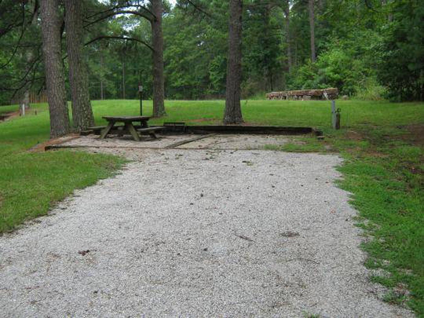 Choctaw Lake Campground Site - 19