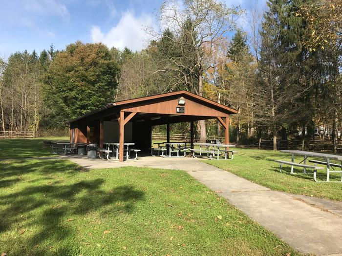 Outflow Picnic Shelter