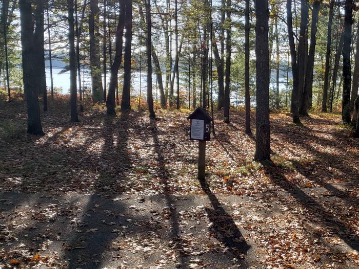 Round LakeSite 5