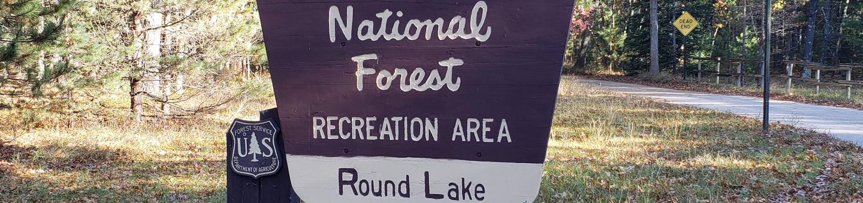 Round LakeCampground