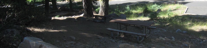 Site 79, Partial Shade, Near Restrooms, No Generators
