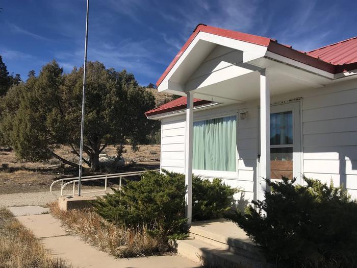 Orange Olsen Guard Station