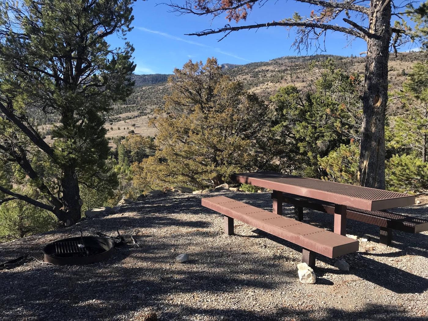 Joes Valley Campground Site 15
