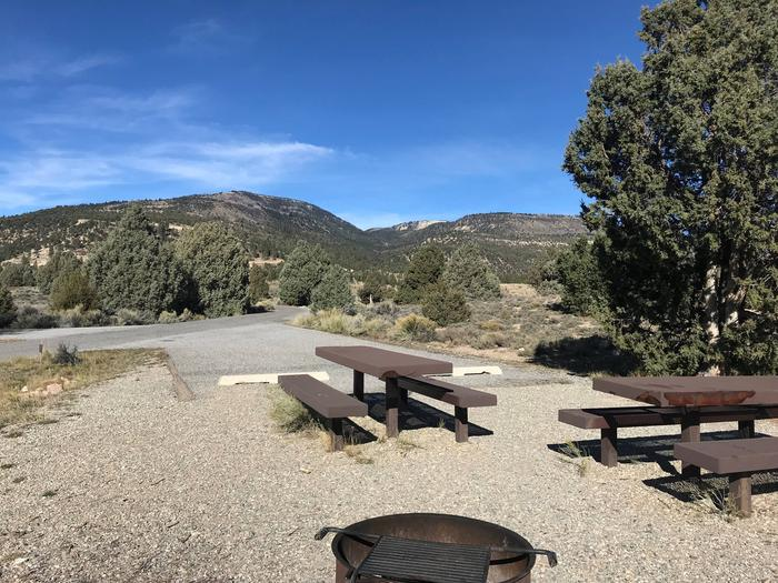 Joes Valley Campground Site 30