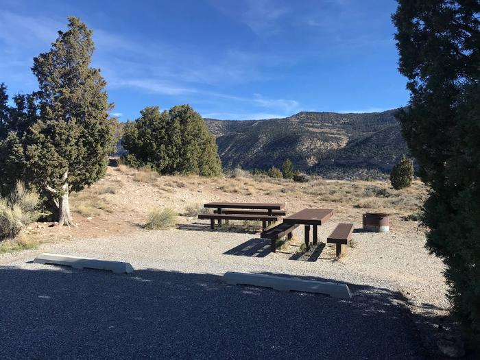 Joes Valley Campground Site 33