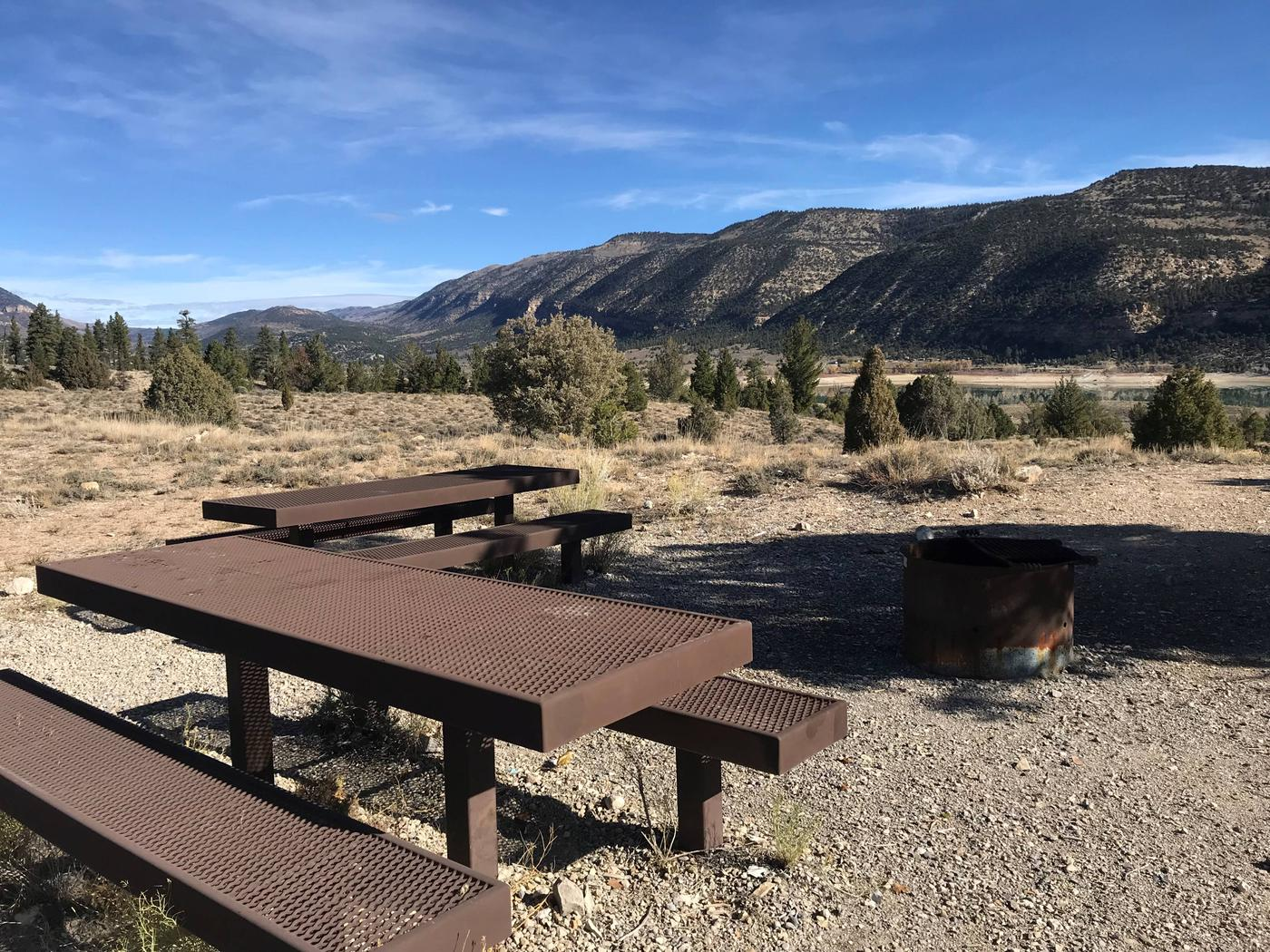 Joes Valley Campground Site 32