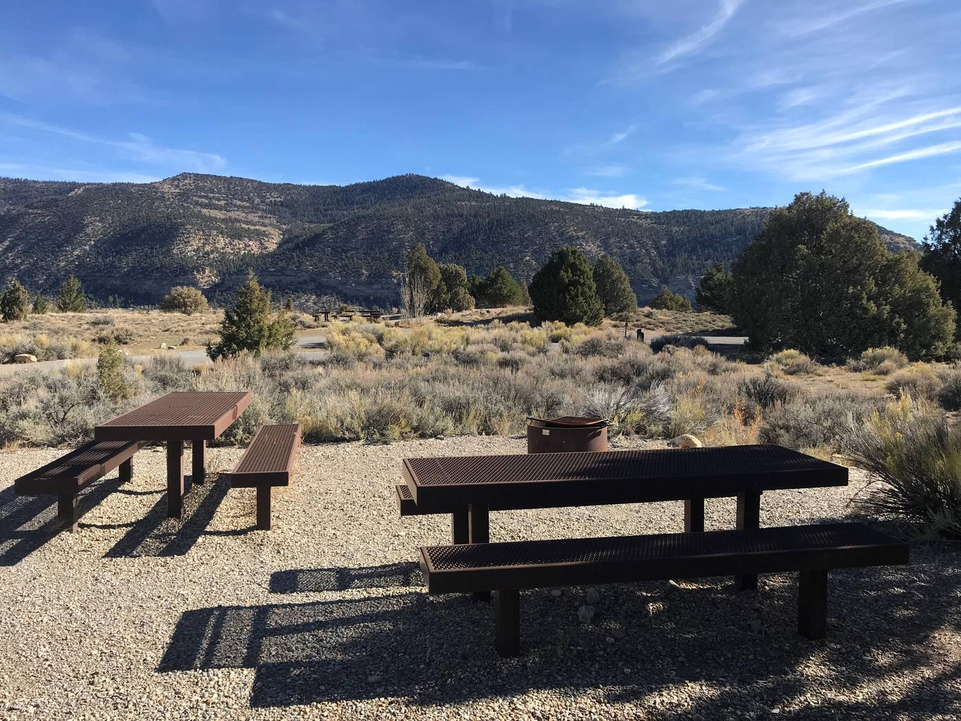 Joes Valley Campground Site 34