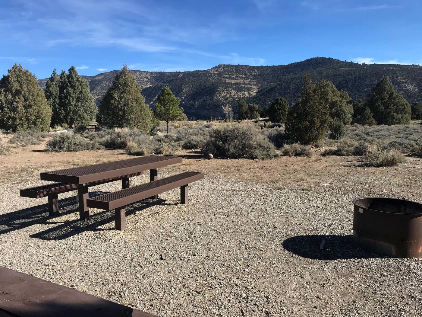 Joes Valley Campground Site 35