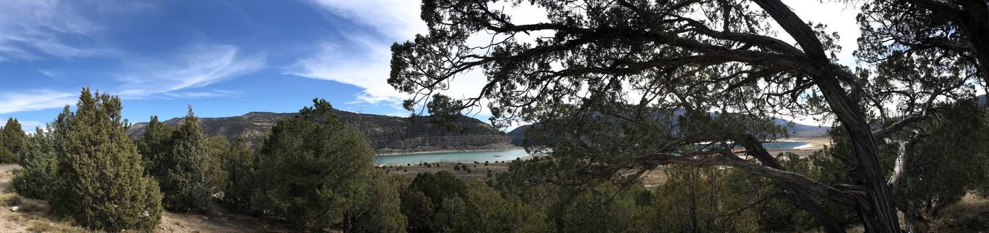 Joes Valley Reservoir Campground