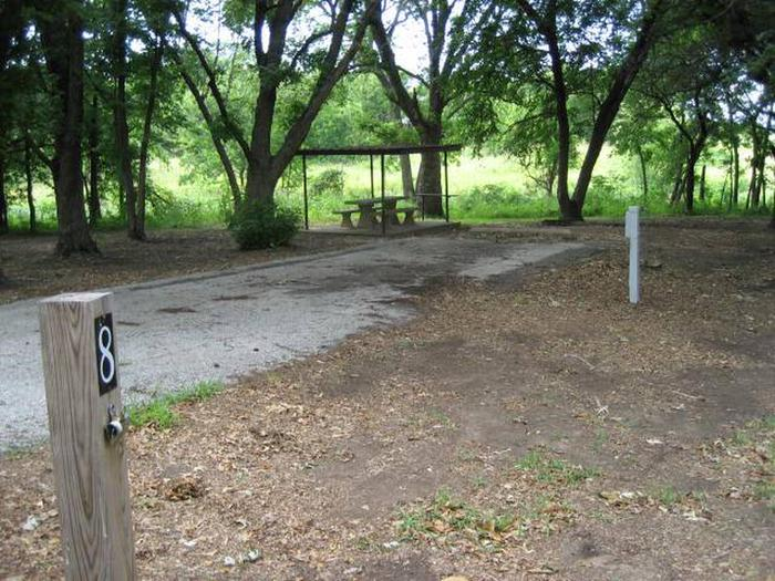 Bear Creek Campsite #8