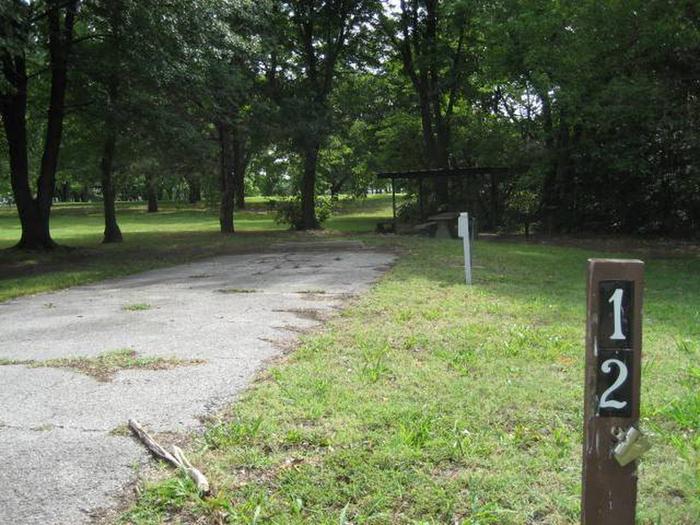 Bear Creek Campsite #12