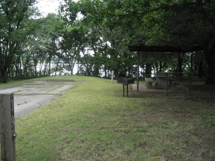 Bear Creek Campsite #19