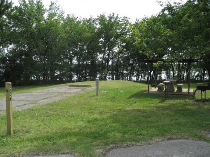 Bear Creek Campsite #20