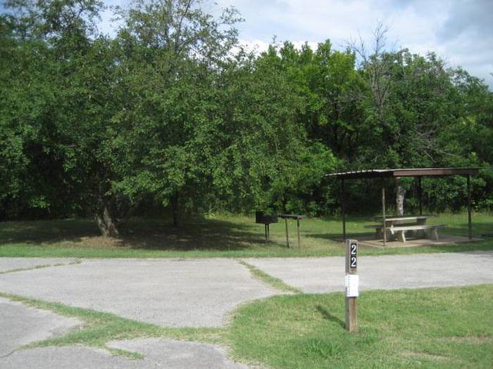 Bear Creek Campsite #21