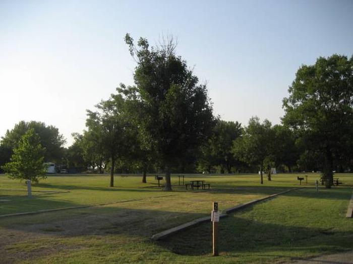 Coon Creek Campsite #2